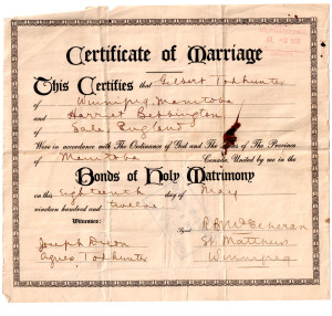 130125 1912 Marriage Certificate edited